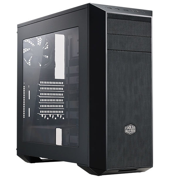CASE cooler master BOX 5 - BLACK - WINDOW