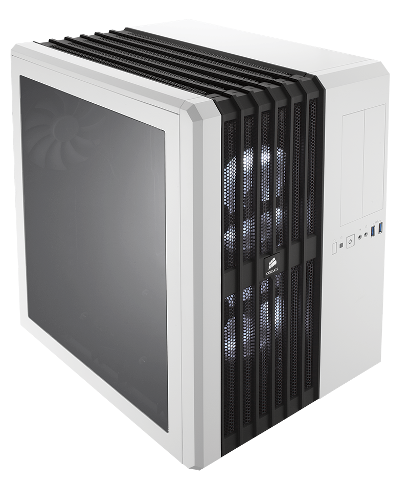 THÙNG CASE CORSAIR - AIR 540 WHITE - CC-9011048-WW