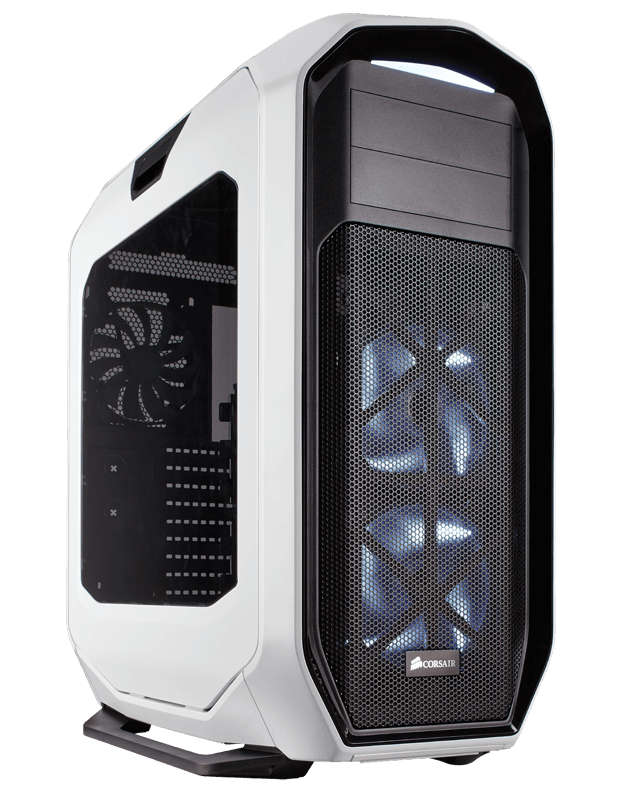 THÙNG CASE CORSAIR - 780T WHITE - CC-9011059-WW