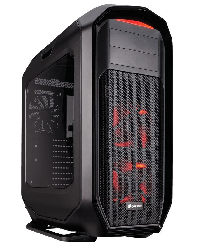 THÙNG CASE CORSAIR - 780T BLACK - CC-9011063-WW