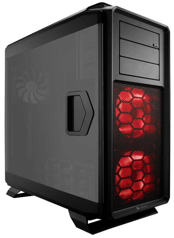 THÙNG CASE CORSAIR - 760T BLACK - CC-9011073-WW