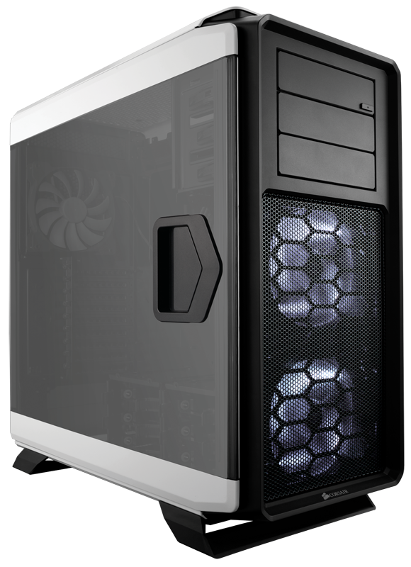 THÙNG CASE CORSAIR - 760T WHITE - CC-9011074-WW
