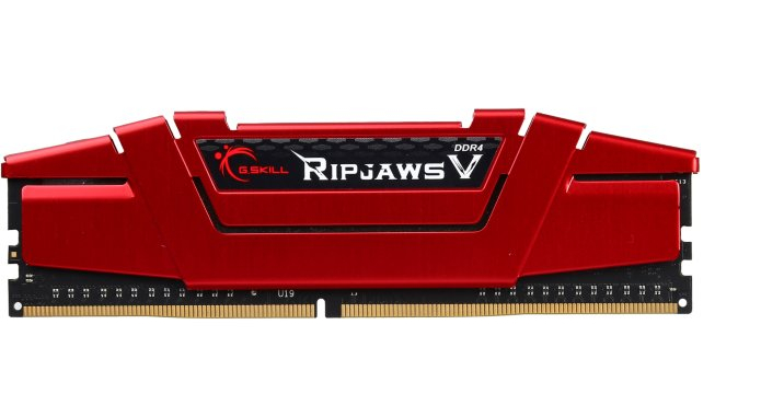 Ram PC GSKill Ripjaws V 8GB Bus 2133 - F4-2133C15S-8GVR
