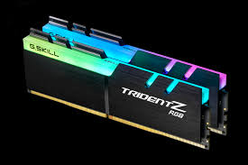 RAM PC GKILL Trident Z RGB  DDR4 16GB Bus 3000 (2X8GB) F4-3000C15D-16GTZR- LED