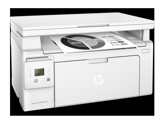 HP LaserJet Pro MFP M130A ( Print-Scan-Copy ) ( 1-5 users )