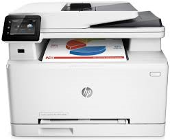 máy in HP Color LaserJet Pro MFP M274N Printer ( in, scan, copy  ) Network