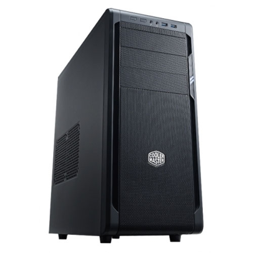 CASE cooler master N500 - no win