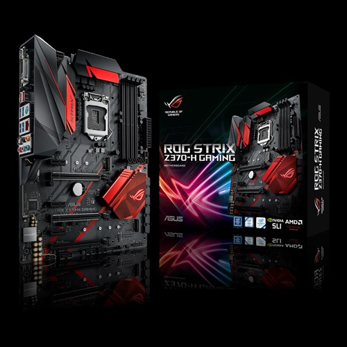 Main Asus ROG STRIX Z370-H GAMING Socket 1151 v2