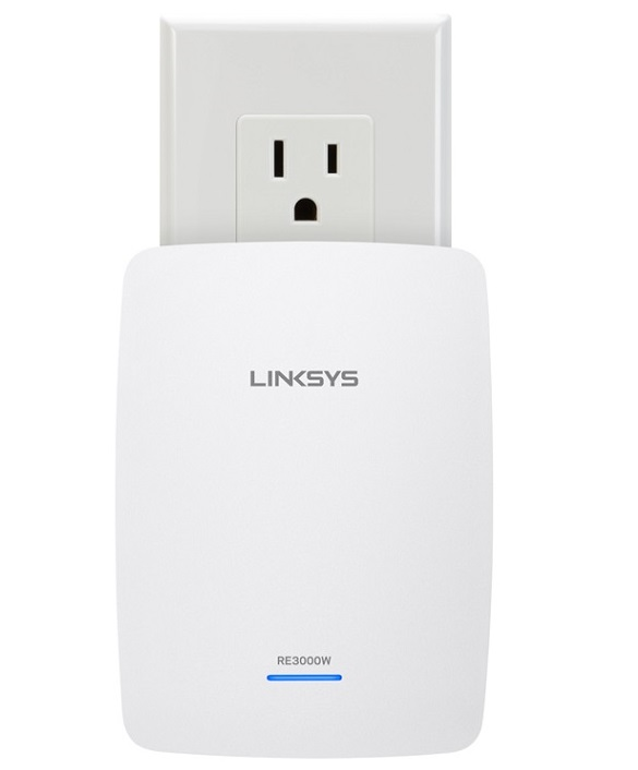 Single Band Range Extender 2.4 GHz - RE3000W