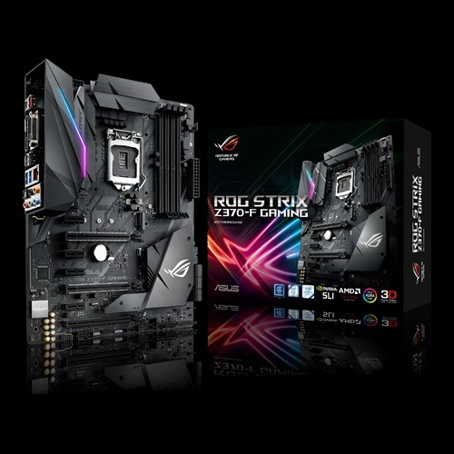 Main Asus ROG STRIX Z370-F GAMING Socket 1151 v2