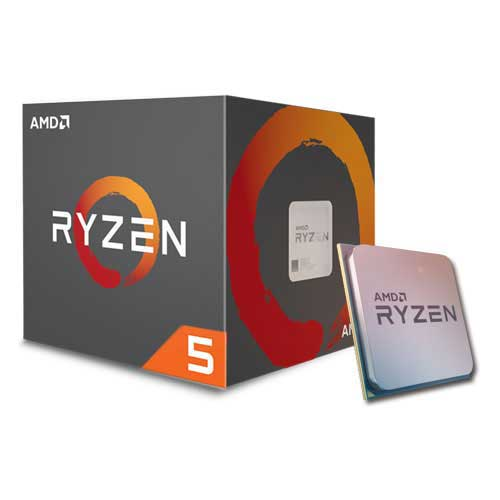 CPU AMD Ryzen 5 1600