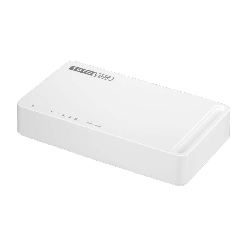 8-Port 10/100Mbps Desktop Switch S808
