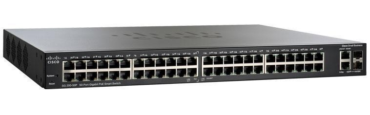 CISCO SLM2048PT SWITCH POE - 50 PORT