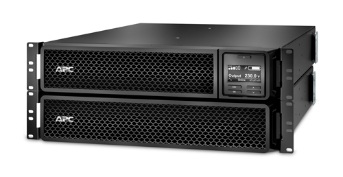 BỘ LƯU ĐIỆN  APC Rackmount Smart-UPS On-Line,2700 Watts /3000 VA -  SRT3000RMXLI - DÒNG APC SMART-UPS RT ON-LINE (for servers, voice / data networks, medical labs, and light industrial applications)