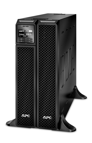 BỘ LƯU ĐIỆN APC Smart-UPS On-Line,2700 Watts /3000 VA,Input 230V -  SRT3000XLI - DÒNG APC SMART-UPS RT ON-LINE (for servers, voice / data networks, medical labs, and light industrial applications)