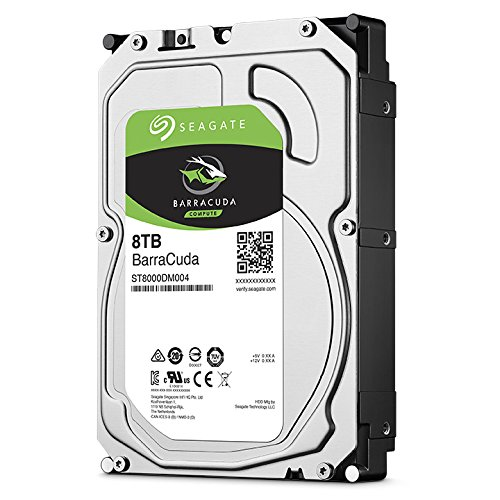 HDD SEAGATE 8TB BarraCuda - ST8000DM004