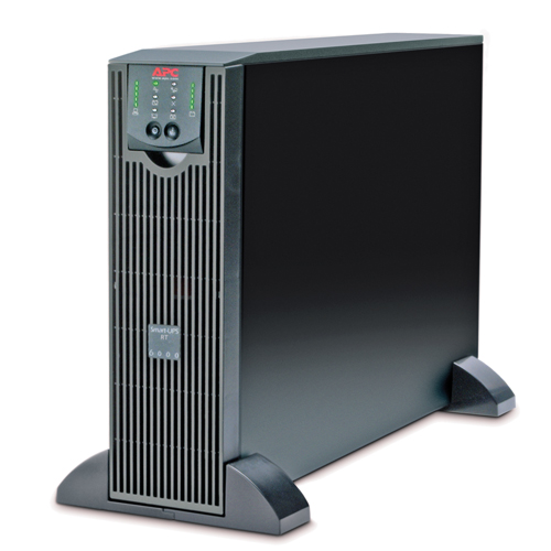 BỘ LƯU ĐIỆN APC Smart-UPS RT 6000VA 230V - SURT6000XLI - DÒNG APC SMART-UPS RT ON-LINE (for servers, voice / data networks, medical labs, and light industrial applications)