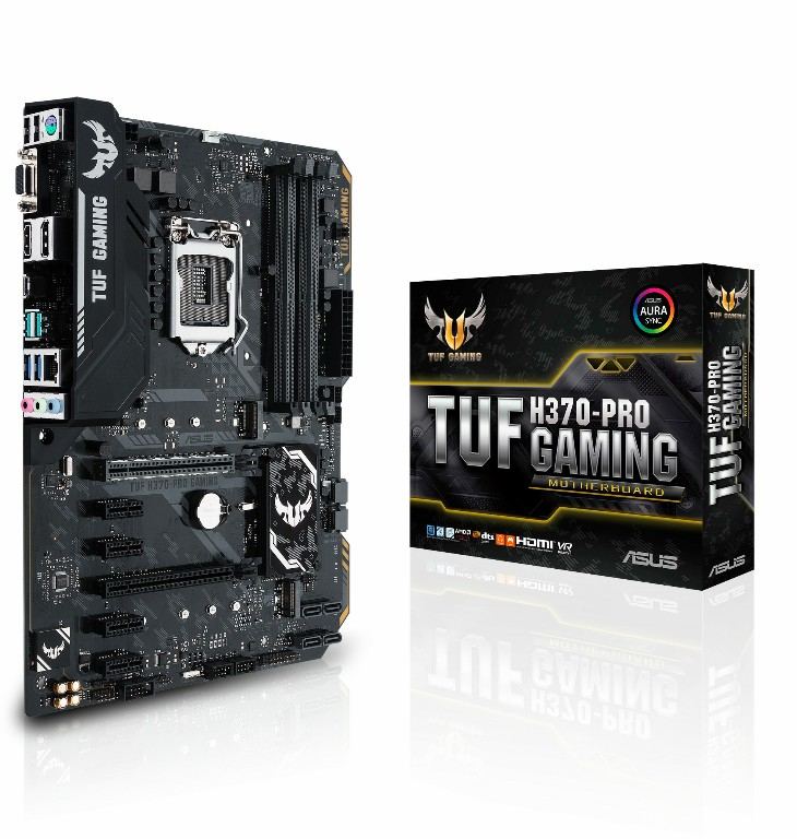 MAin Asus TUF H370-PRO GAMING Socket 1151 v2