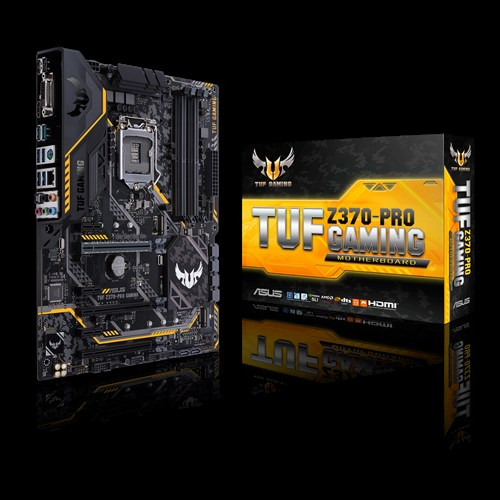 Main Asus TUF Z370-PRO GAMING Socket 1151 v.2