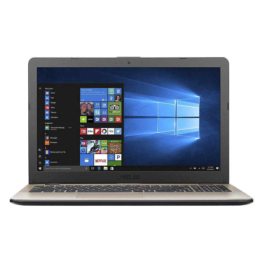 Laptop Asus VivoBook 15 X542UA-GO349T Core i5-8250U/Win 10 (15.6 inch) - Golden Metal