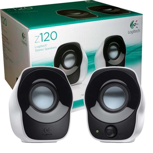 Logitech Stereo Speakers Z120