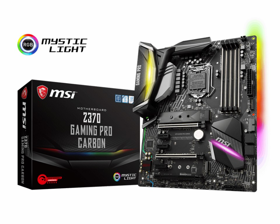 Main MSI Z370 GAMING PRO CARBON  Sọket 1151 v2
