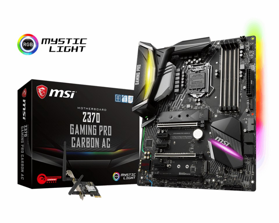 Main MSI Z370 GAMING PRO CARBON AC