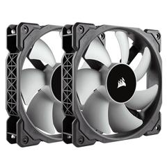 FAN FOR CPU CORSAIR - Fan ML120 Magentic Dual Pack - Non LED - Hộp 2 FAN - CO-9050039-WW