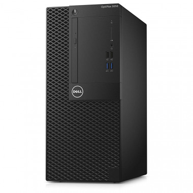 Máy Bộ Dell OptiPlex 3060 MT 42OT360W01 i3 8100/4GB/1TB/DVDRW/K+M/Windows 10 Pro (64bit) English