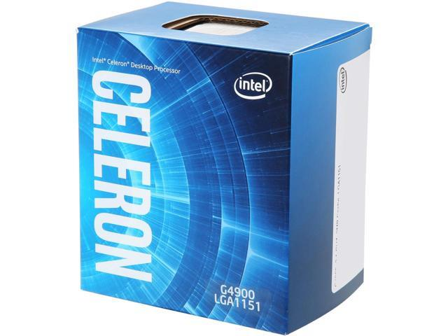 CPU Intel Celeron G4900 Coffee Lake 3.1GHz
