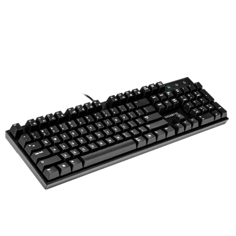 Bàn phím gigabyte  gaming Force K81 Superior