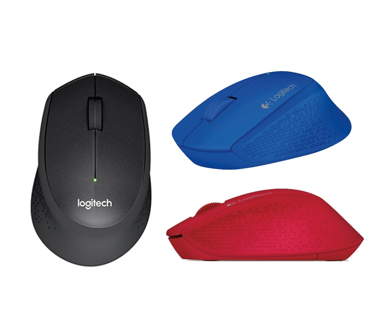 Chuột Logitech Wireless Mouse M331 (silent)