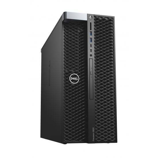 Máy bộ Dell Precision Tower 5820 XCTO Base Xeon W2104/2*8GB/1TB/256GB/Quadro P600/Win 10 Pro - 70154200