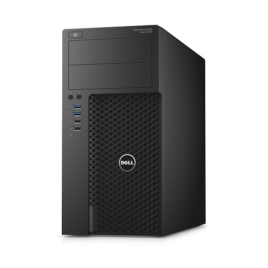 Máy bộ Dell Precision Tower 3620 XCTO BASE E3 1220v5/2*4GB/1TB/Radeon Pro WX 3100 4GB - 42PT36D028